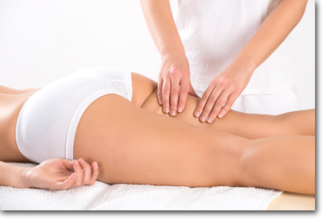 Massage anti cellulite institut beauté nyon